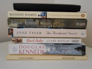 My Irish Charity Shop Finds (not the Kindle)
