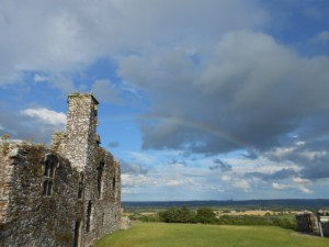 Slane Abbey, Co Meath