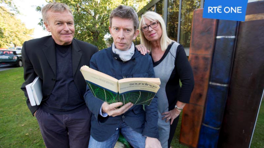 RTE 'The Works' Presenters go back to school