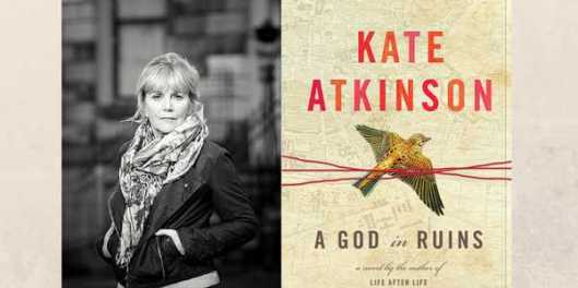 Kate Atkinson & Canadian Cover