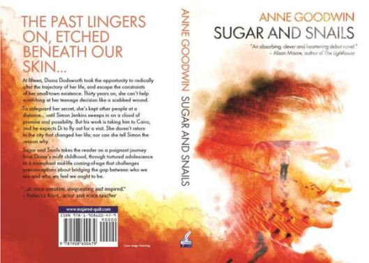 Book Cover & Blurb